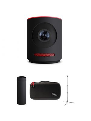 Livestream Mevo Plus Pro Bundle (Version 2) - Includes Camera, Boost, Stand and Case