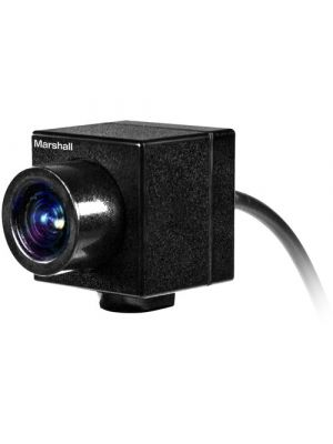 Marshall Electronics CV502-WPM Full HD Weatherproof Mini Broadcast Camera with 3.7mm Lens