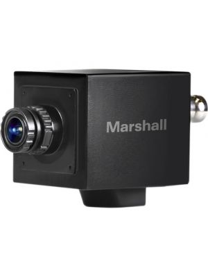 Marshall Electronics CV505-M 2.5MP 3G-SDI Compact Progressive Camera with 3.7mm Lens (M12 Mount, Power/OSD Joystick/Audio Input)