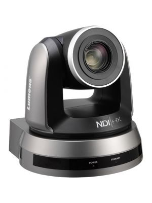LUMENS VC-A50PN PTZ Camera • 20x Optical Zoom • NDI/IP/3GSDI/HDMI Output (Black)