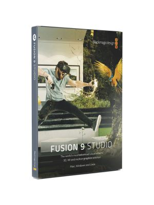 Blackmagic Fusion Studio with VR