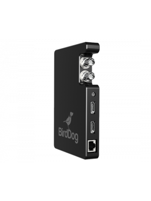 BirdDog Studio SDI/HDMI to NDI Encoder/Decoder with Tally and PoE