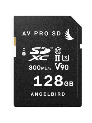 Angelbird 2 x 128GB Matched SD Cards for Panasonic GH5/GH5S