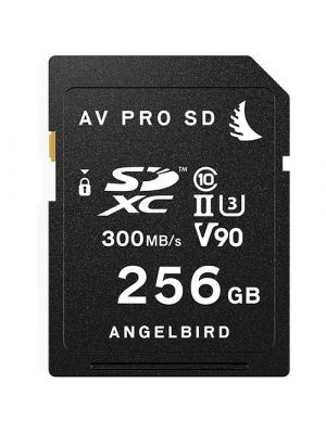 Angelbird 2 x 256GB Matched SD Cards for Panasonic GH5/GH5S