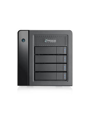 Promise Pegasus3 R4 16TB (4 x 4TB) Thunderbolt 3 (40Gb/s) RAID Array (Mac Series)