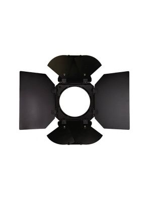 Litepanels 4-Way 8-Leaf Barndoor for Sola 6 and Inca 6