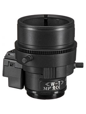 Marshall Electronics 3MP 2.2-6mm 2.7x Zoom f/1.3 Fujinon Varifocal CS-Mount Lens with Manual Iris Control (VS-M226-M-IRIS)