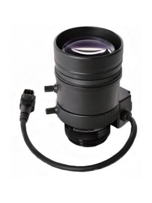 Marshall Electronics 3MP 15-50mm f/1.5-T360 Fujinon Varifocal CS-Mount Lens with Auto-Iris & ND Filter (VS-M1550-A)