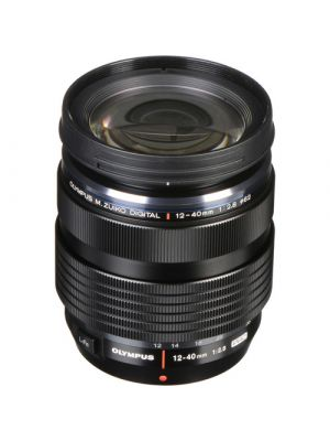 Olympus M.Zuiko Digital ED 12-40mm f/2.8 PRO MFT Lens (Black)