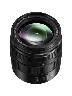Panasonic Lumix G X Vario 12-35mm f/2.8 II ASPH. POWER O.I.S. MFT Lens (Black)