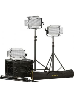 Ikan ID 500 LED, 3 Light Kit