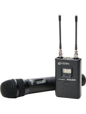 Azden 310HT UHF On-Camera Handheld System