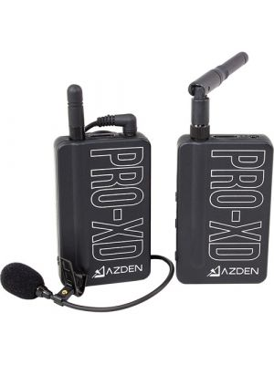 Azden PRO-XD 2.4 GHz Digital Wireless Lapel System