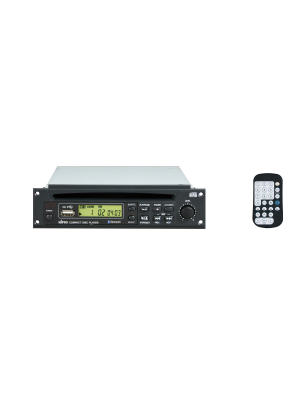 MIPRO CDM2BP CD Module with built in Bluetooth receiver. Fits all MA 707 Portable PA System only