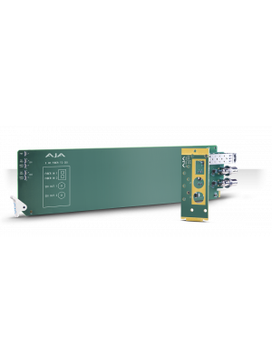 AJA OG-FIBER-2R-MM Dual-Channel openGear Receiver