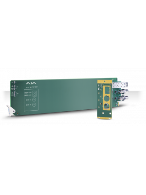 AJA OG-FIBER-2T-MM Dual-Channel openGear Transmitter