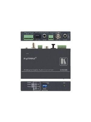 Kramer 6420N Analog to Digital Audio Converter