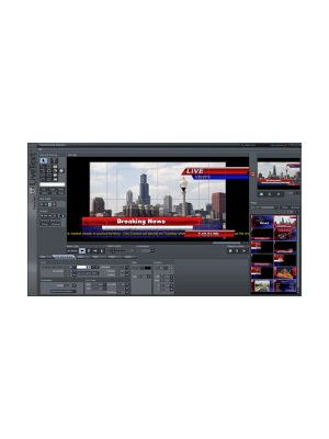 NewTek LiveText 2.5 w/ DataLink 3 Technology Coupon Code