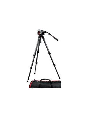 Manfrotto 504HD-535K Pro DV Tripod Kit
