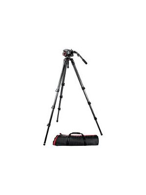 Manfrotto 504HD-536K Pro DV Tripod Kit