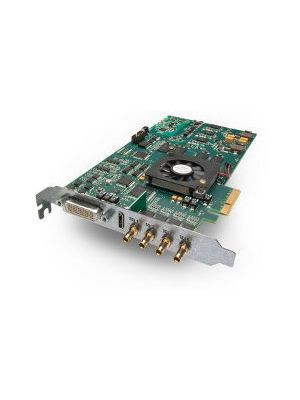 AJA KONA 3G SD/HD/Dual Link HD/2K, 4K and 3G Video I/O PCIe Capture Card
