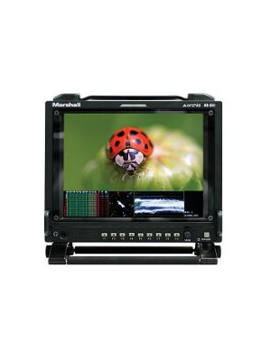 "Marshall Orchid OR-841-HDSDI Full Featured Single 8.4"" Field / Camera Top Monitor with HDSDI/SDI inputs only"