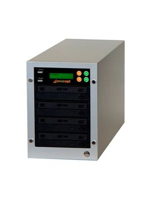 Evocept CopyBlast Ultimate 3-Drive 15x BD/DVD/CD Duplicator