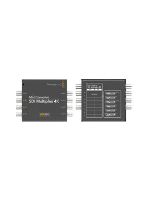 Blackmagic Mini Converter: SDI Multiplex 4K