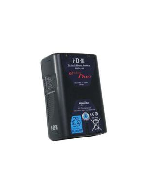 IDX DUO-150 146Wh Li-ion V-Mount Battery