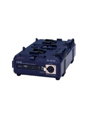 IDX 2-Channel Sequential Quick Charger with AC Adaptor (60W)