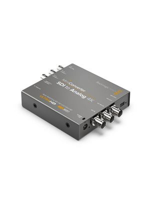 Blackmagic Mini Converter: SDI to Analog 4K