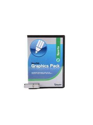 NewTek Sports Graphics Pack Volume 2 Software Coupon Code