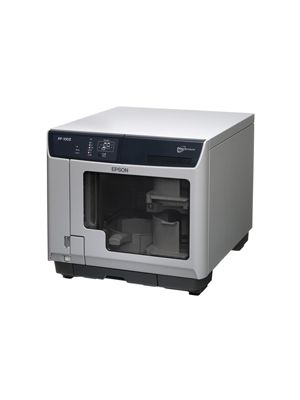 Epson PP-100II Discproducer 2-Drive CD/DVD Publisher (100 Disc Capacity)