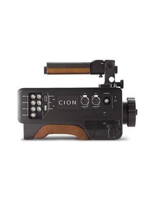 AJA CION 4K/UHD and 2K/HD Production Camera - Body Only