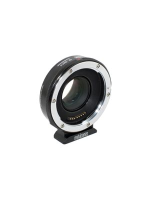 Metabones Speed Booster Adaptor - Canon EF to BMCC Micro Four Thirds