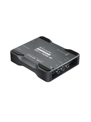 Blackmagic Heavy Duty Mini Converter: SDI to HDMI 4K