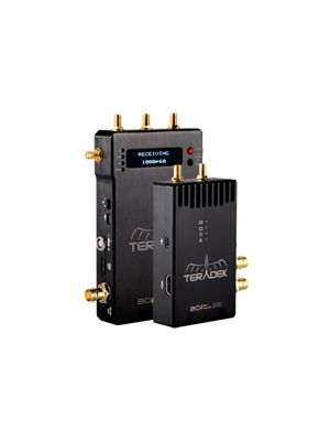 Teradek Bolt Pro-2000 HDMI 2000ft Video Transmitter/ Receiver Pair