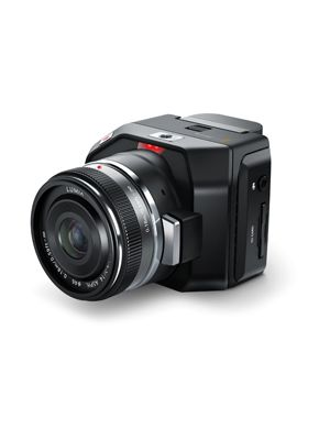 Blackmagic Micro Cinema Camera - Body Only