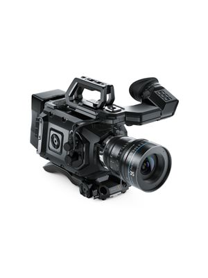 Blackmagic URSA Mini Production Camera 4K - EF Mount - Body Only