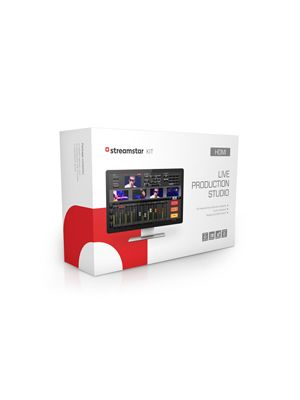 Streamstar HDMI KIT - Live Production & Streaming Software & HDMI PCIe Card
