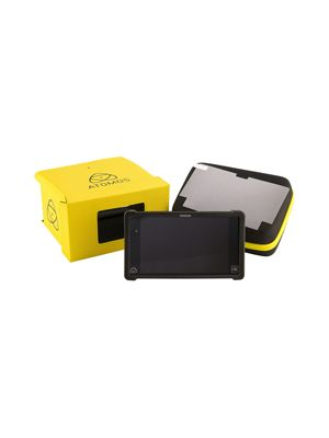 Atomos Shogun Action Pack (Yellow Sunhood)