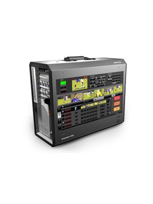 Streamstar CASE 710 Professional, 6 Camera Streaming Production Studio