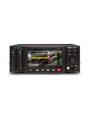 AJA Ki Pro Ultra 4K/UltraHD & 2K/HD Recorder/Player with 4K 60P Support