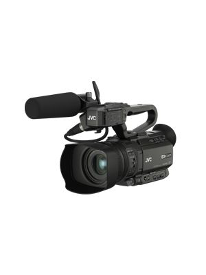 JVC GY-HM200SP HD Camcorder with Sports Production & Livestreaming Features