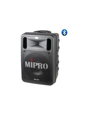 MIPRO MA505R2PA 100W PA System with Dual 6B Receivers and Bluetooth Receiver
