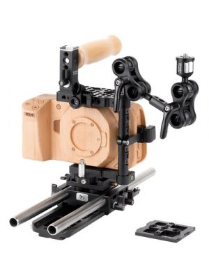 Wooden Camera Blackmagic Pocket Cinema Camera 4K/6K Unified Accessory Kit (Advanced)