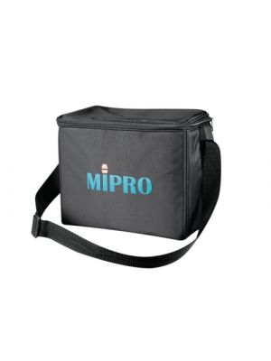 MIPRO SC-20 Carry Bag for MA202B. Includes pouches for transmitters and accessories.
