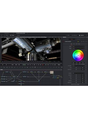 Blackmagic Fusion Studio 9.0.2 with VR