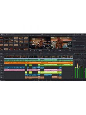 Blackmagic DaVinci Resolve Studio v15 (with Dongle)