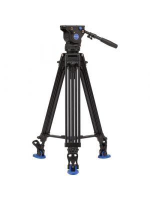 Benro AD573T Dual Stage Tripod with BV6 Head - 75mm Bowl